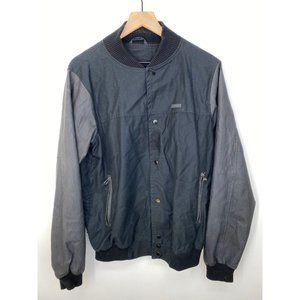 KR3W Men's Long Sleeve Jacket Size Large